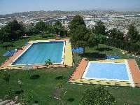 Equipamientos piscinas ayuntamiento de cuarte de huerva for Piscina cuarte de huerva