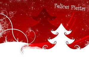 Invitación Felices Fiestas Navidad 2013 2014 Ayuntamiento