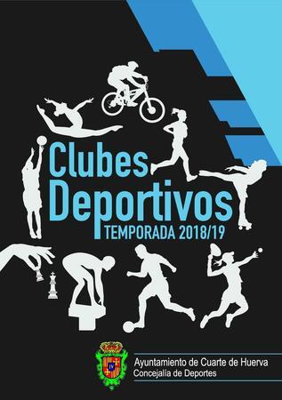 CLUBES DEPORTIVOS CUARTE TEMPORADA 2018/19 - Ayuntamiento de Cuarte ...