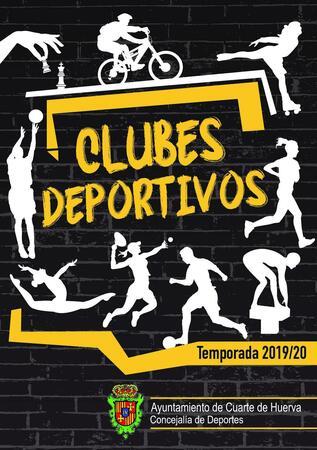 CLUBES DEPORTIVOS CUARTE DE HUERVA TEMPORADA 2019/20 - Ayuntamiento ...